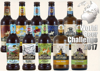 MEDAGLIE_ANTONIANA_WORLD_BEER_CHALLENGE
