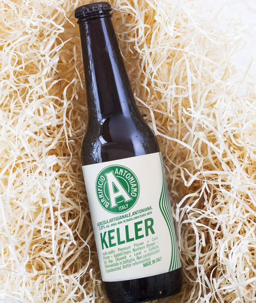 Birra Antoniana Keller craft