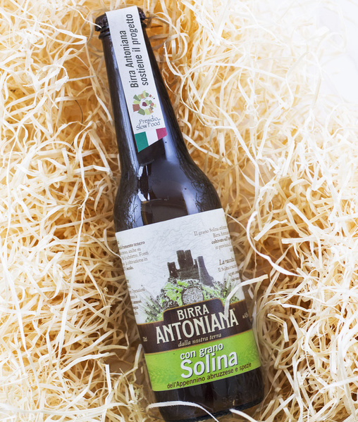 Birra Antoniana Solina slow food