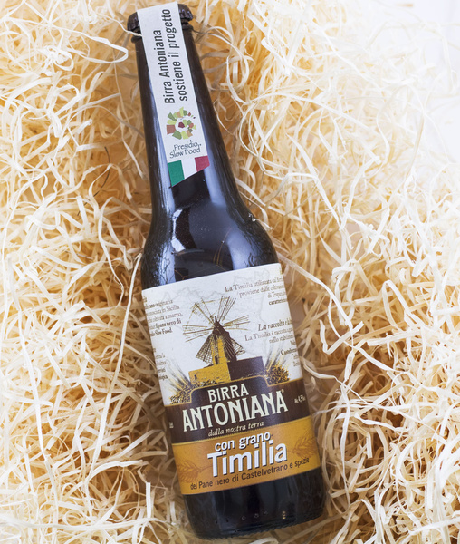 Birra Antoniana Timilia slow food
